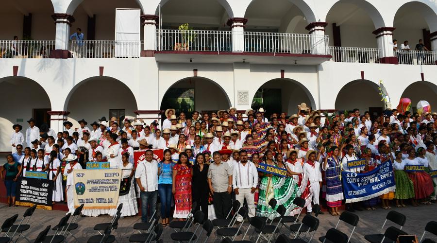 Pochutla, sede cultural y  deportiva de la Zona 018
