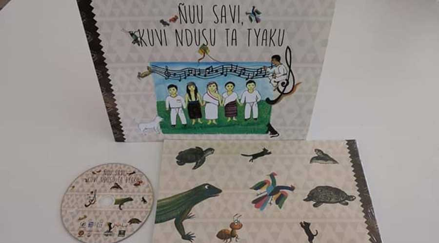 Presentan audiolibro  para niños en la lengua Ñuu Savi