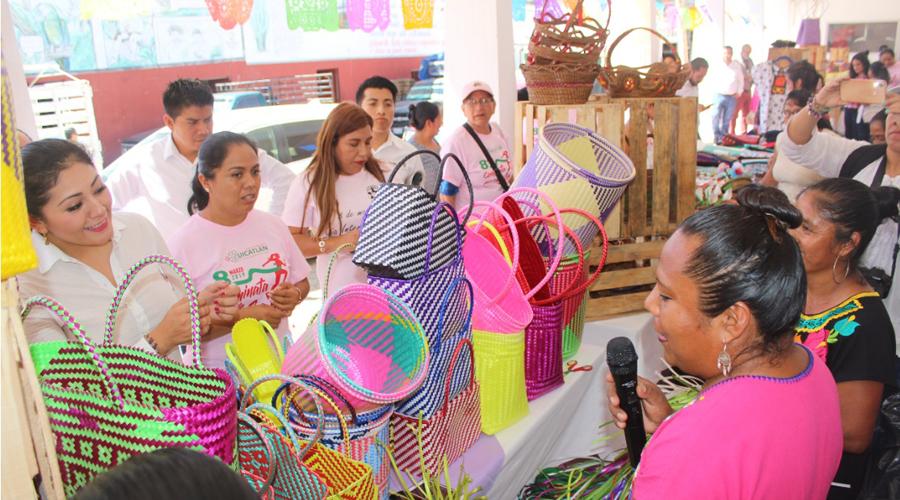 Realizan feria de inclusión para los  artesanos de San Juan Bautista Cuicatlán | El Imparcial de Oaxaca