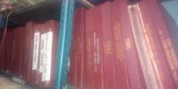 Restauran expedientes del Registro Público de la Propiedad en Tuxtepec
