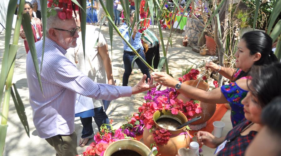 Celebra EL IMPARCIAL de Oaxaca el Día de la Samaritana