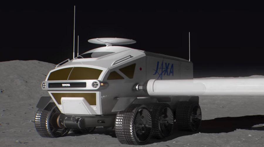 Busca Toyota crear auto para transportar personas a la luna | El Imparcial de Oaxaca