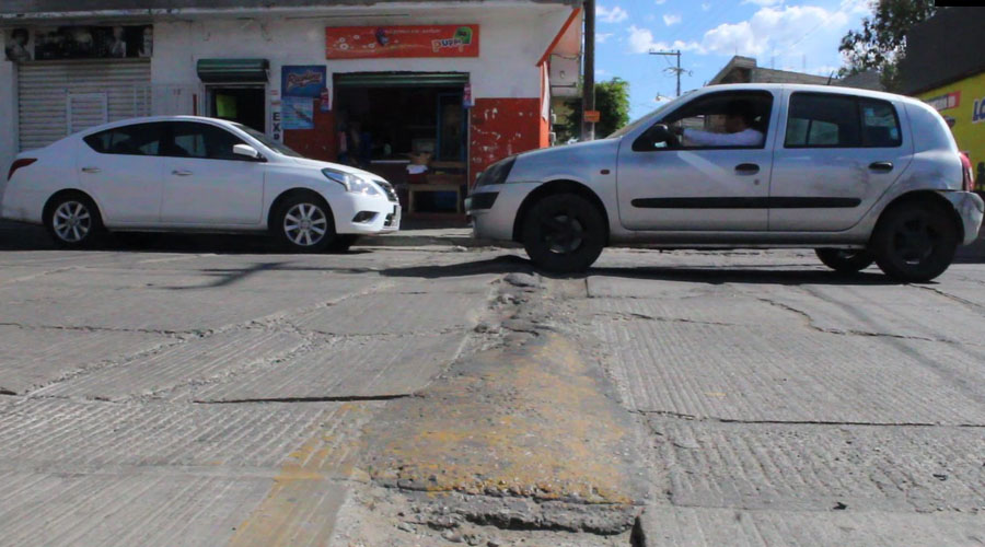 Topes, una plaga obsoleta en Oaxaca   El Imparcial de Oaxaca