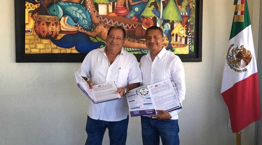 Firman ITP y Ayuntamiento convenio de colaboración en la Costa | El Imparcial de Oaxaca