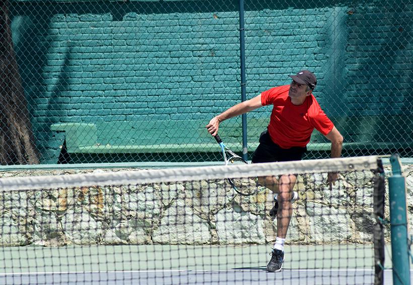 Siguen los raquetazos del Torneo Interclubes de Tenis 2019 | El Imparcial de Oaxaca