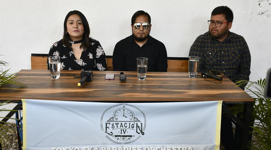 Tokyo Ska Paradise  Orchestra llega a Oaxaca