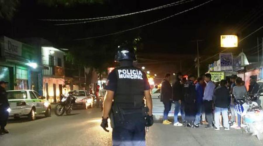 Se lesiona motociclista tras sufrir accidente vial en Huajuapan | El Imparcial de Oaxaca