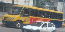 Urbaneros, un dolor de cabeza en Salina Cruz