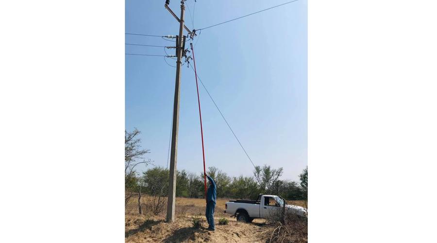 Verifican falla eléctrica en los pozos del Sistema de Agua Potable