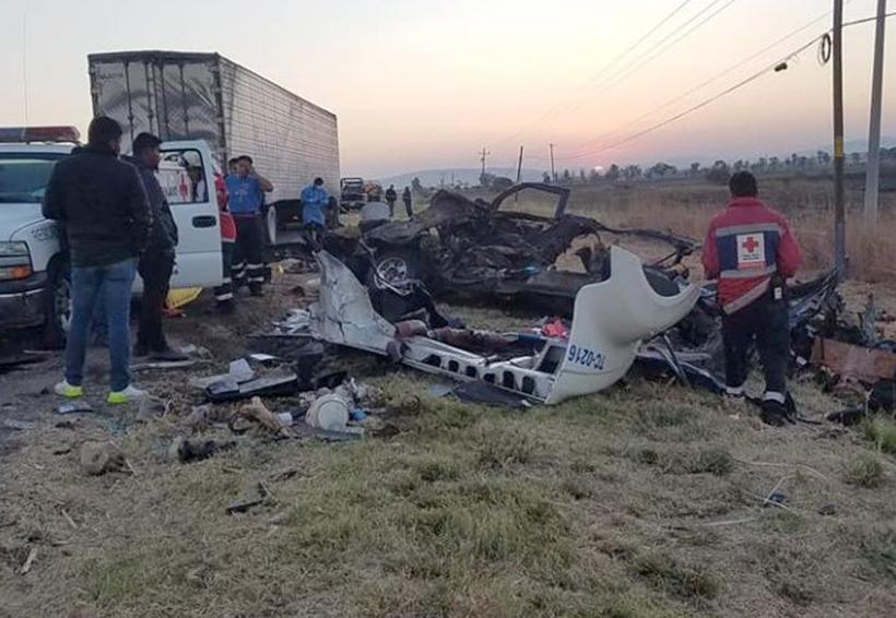 Accidente en carretera cobra 11 vidas en Guanajuato | El Imparcial de Oaxaca