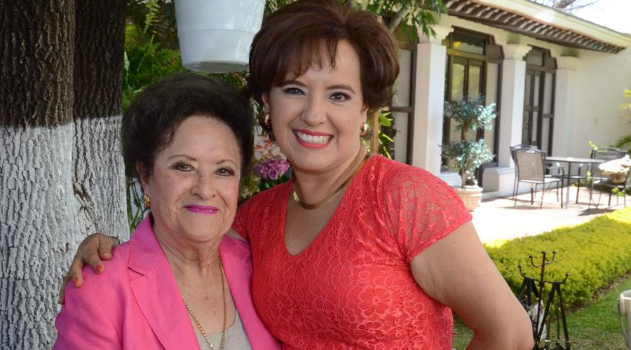 ¡Feliz cumple Ana Rosa!