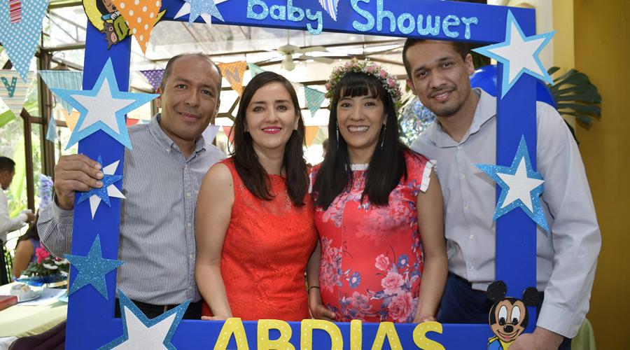 Manuel y Lilí esperan con ilusión el nacimiento de su primogénito