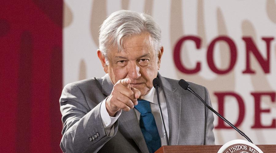 Niega López Obrador uso de bots en su gobierno | El Imparcial de Oaxaca