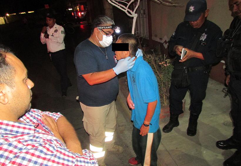 Casi lo linchan por rata en La Noria | El Imparcial de Oaxaca