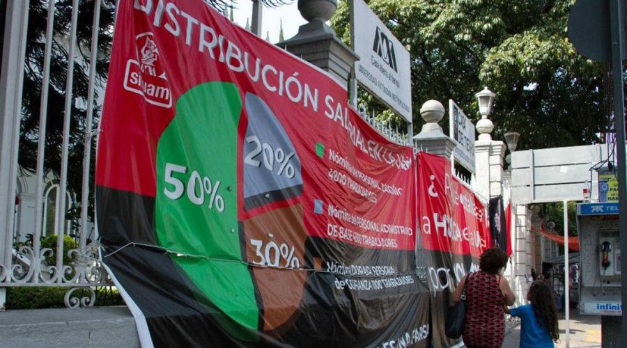 Cumplen ya 50 días de huelga en la UAM; afecta a estudiantes e investigaciones | El Imparcial de Oaxaca