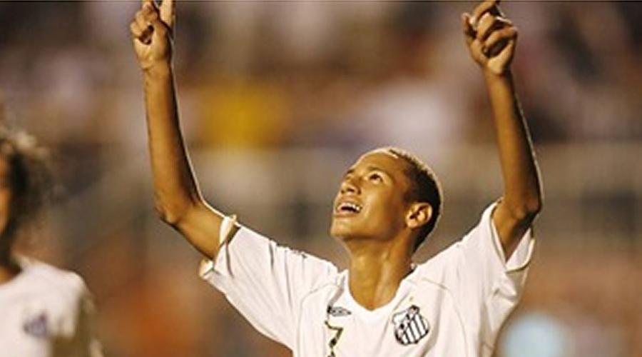 Cumple 10 años el primer gol de Neymar   El Imparcial de Oaxaca