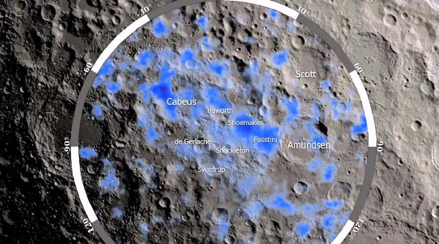 Encuentran moléculas de agua que se mueven en el lado diurno de la Luna | El Imparcial de Oaxaca