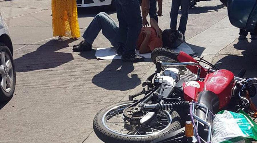 Embiste a un hombre en moto en la colonia Reforma, Oaxaca   El Imparcial de Oaxaca