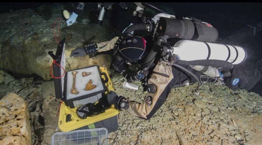 Investigadores revelan datos de esqueleto que vivió hace 13 mil años | El Imparcial de Oaxaca