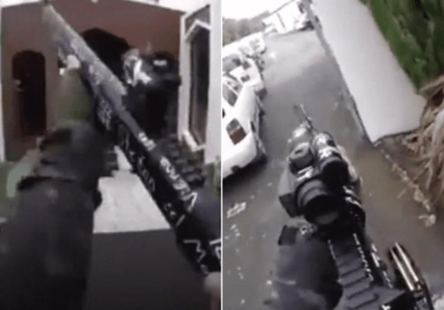 Video: Así fue el ataque armado a una mezquita de Nueva Zelanda | El Imparcial de Oaxaca