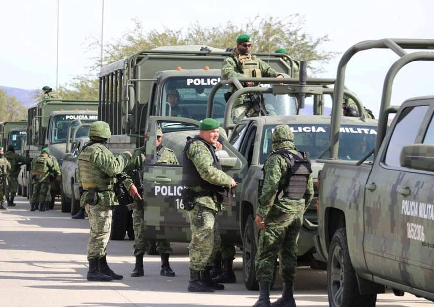 Senado de la república declara constitucionalidad de la Guardia Nacional | El Imparcial de Oaxaca