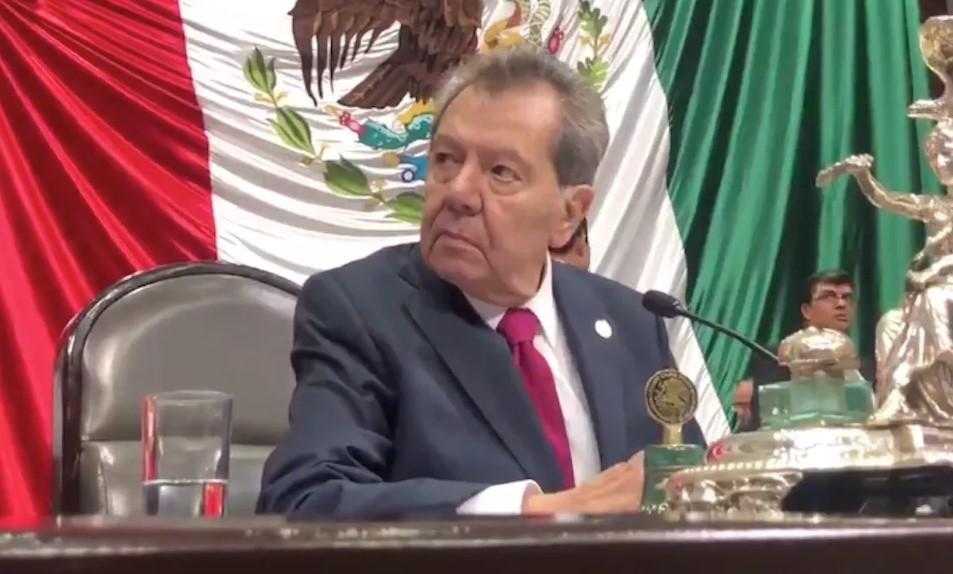 Busca el PAN remoción de Muñoz Ledo en Congreso   El Imparcial de Oaxaca
