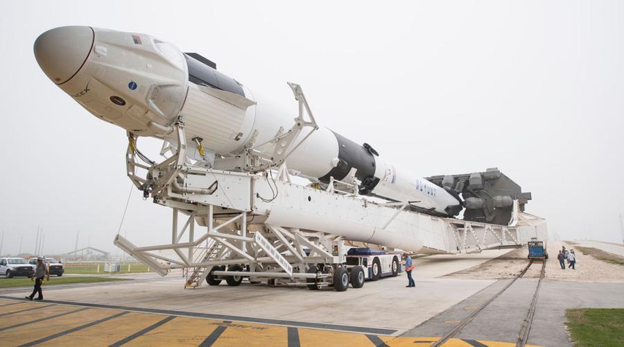 Regresa a la tierra, cápsula para viajes comerciales al espacio | El Imparcial de Oaxaca