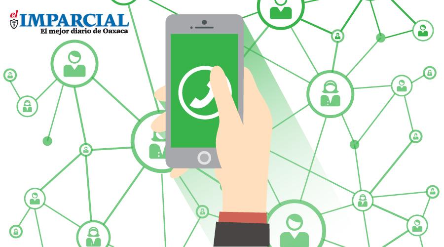 Whatsapp te avisará cuando un mensaje se reenvíe mucho | El Imparcial de Oaxaca