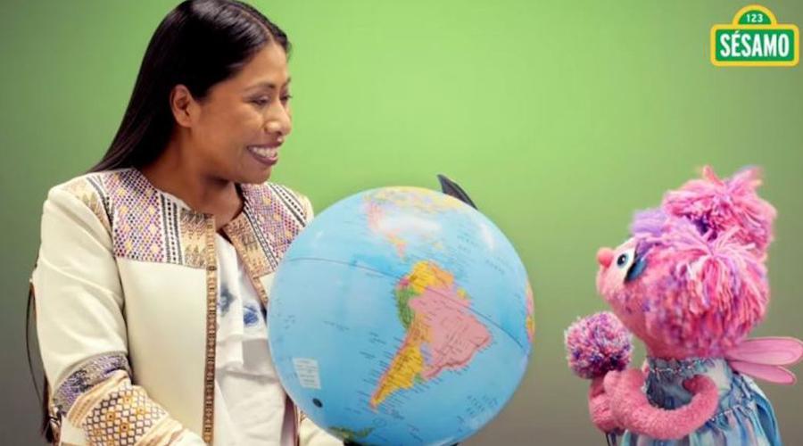 Video: 'Puedes lograr tus sueños', el consejo de Yalitza Aparicio y Plaza Sésamo | El Imparcial de Oaxaca