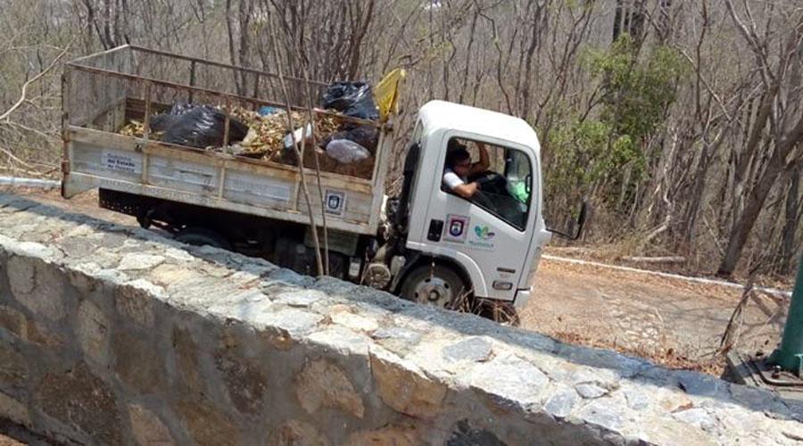"""""""Vacaciones sin dengue"""",  inició Jornada contra la  Arbovirosis en Huatulco"""