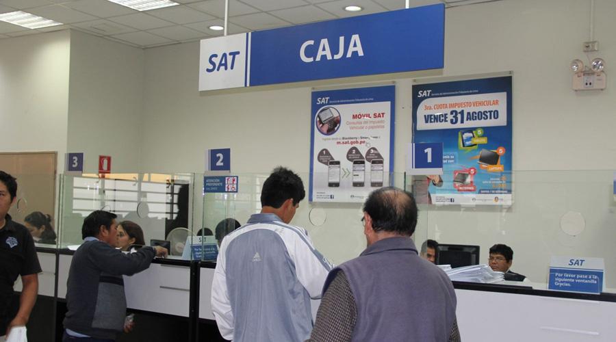 Multas de hasta 34 mil pesos, por omisión de declaración anual ante el SAT   El Imparcial de Oaxaca