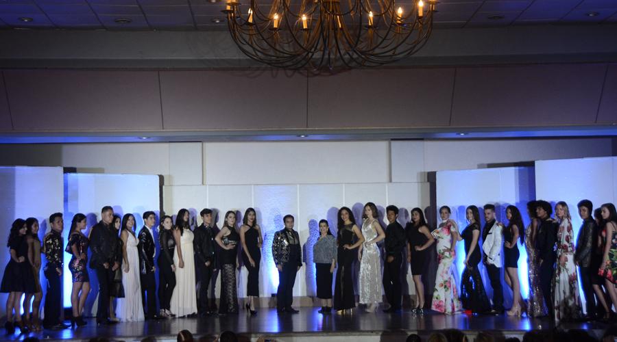 Academia de Danza y Modelaje Lupita Aquino realizó el Fashion Week 2019