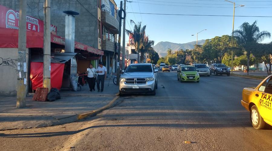 Desatiende municipio  la circulación vial en  la ciudad de Oaxaca   El Imparcial de Oaxaca