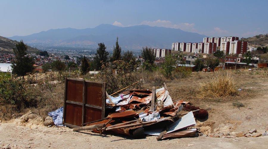 Desalojan a habitantes de predios ejidales en San Antonio de la Cal   El Imparcial de Oaxaca