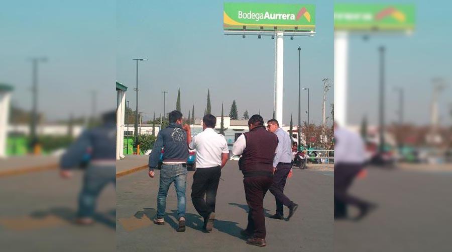 Detienen a presunto ladrón en El Rosario   El Imparcial de Oaxaca