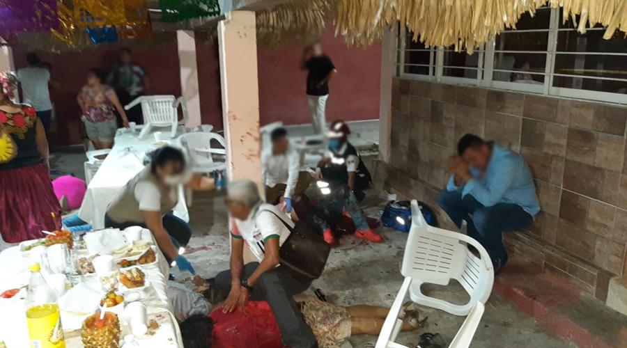 La lucha por el control de plazas | El Imparcial de Oaxaca