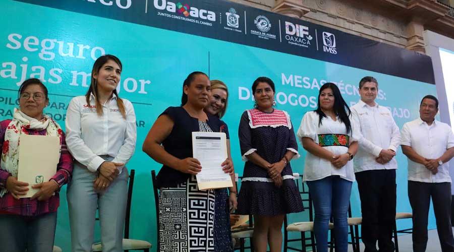 Podrán empleadas del hogar afiliarse al IMSS | El Imparcial de Oaxaca