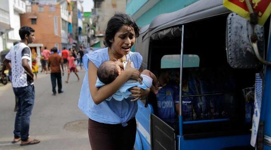 Video: Se registra nueva explosión en Sri Lanka al intentar desactivar bomba | El Imparcial de Oaxaca