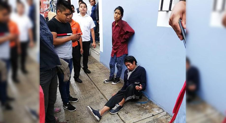 Detienen a pareja de ladrones en la capital de Oaxaca | El Imparcial de Oaxaca