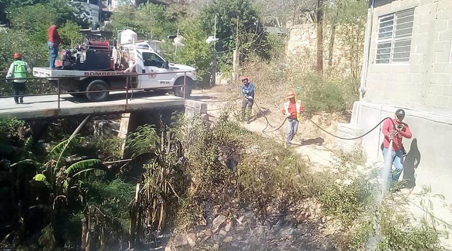 Se incrementan los incendios forestales en el Istmo | El Imparcial de Oaxaca