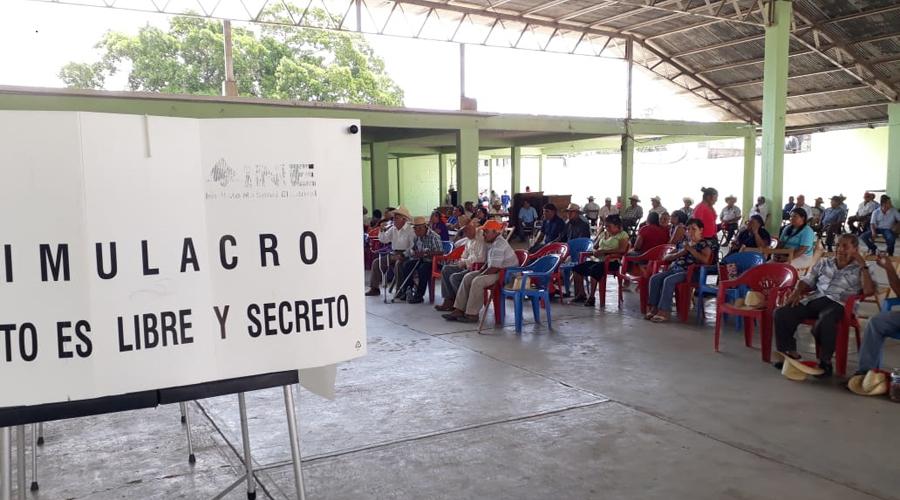 Eligen autoridad comunal en Tagolaba   El Imparcial de Oaxaca