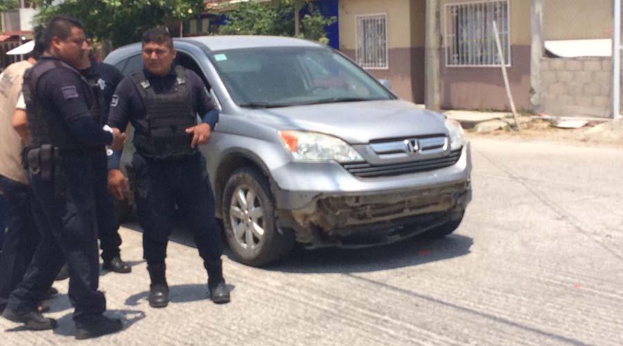 Embiste conductor a motociclista en calles de Juchitán | El Imparcial de Oaxaca