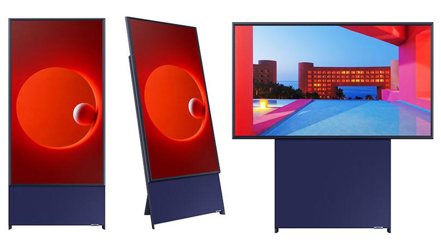 Samsung presentó su nueva televisión vertical | El Imparcial de Oaxaca