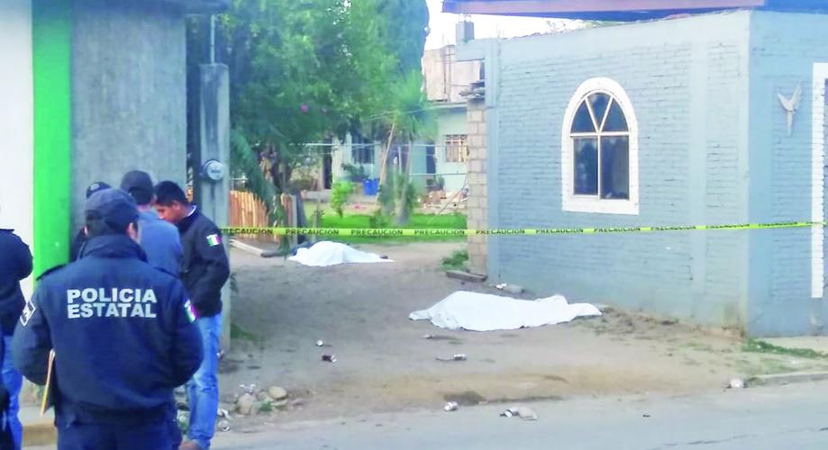 Busca la AEI a los asesinos de dos personas en Reyes Etla   El Imparcial de Oaxaca