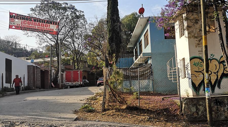 Ante la inseguridad que se vive en Oaxaca, alistan  los módulos de vigilancia | El Imparcial de Oaxaca