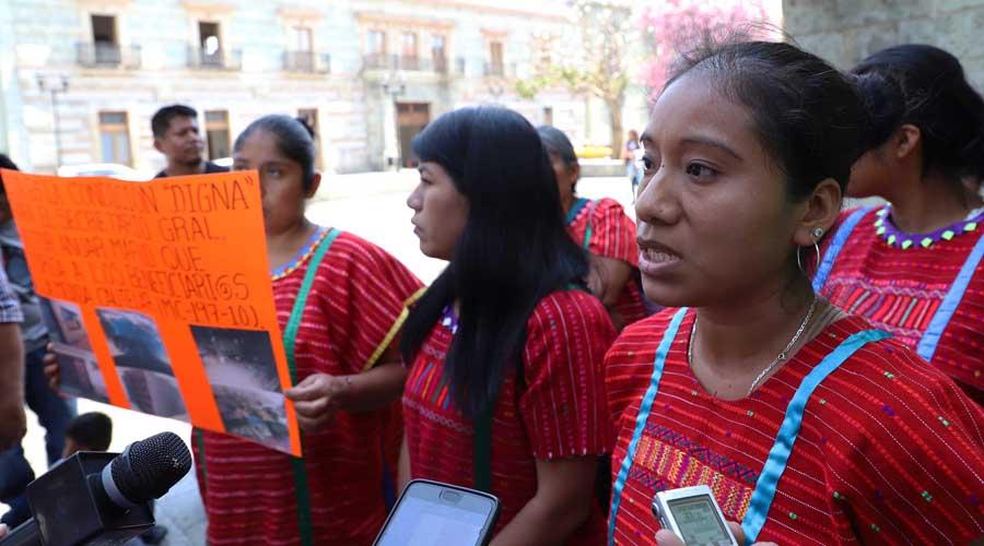 Triquis de Oaxaca hacen mal uso de la ayuda oficial | El Imparcial de Oaxaca