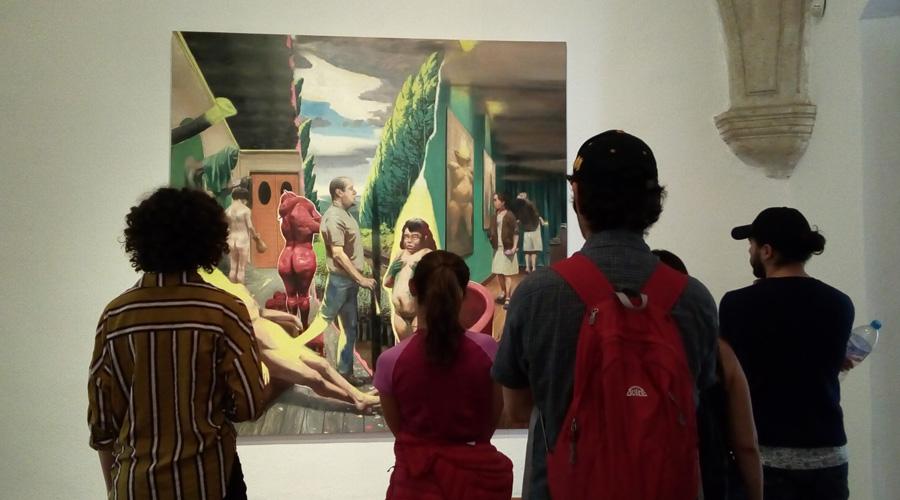 Artistas mexicanos se muestran entre  bastidores en el Mupo | El Imparcial de Oaxaca