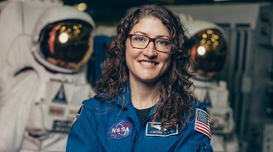 Mujer astronauta pasará tiempo récord en el espacio | El Imparcial de Oaxaca
