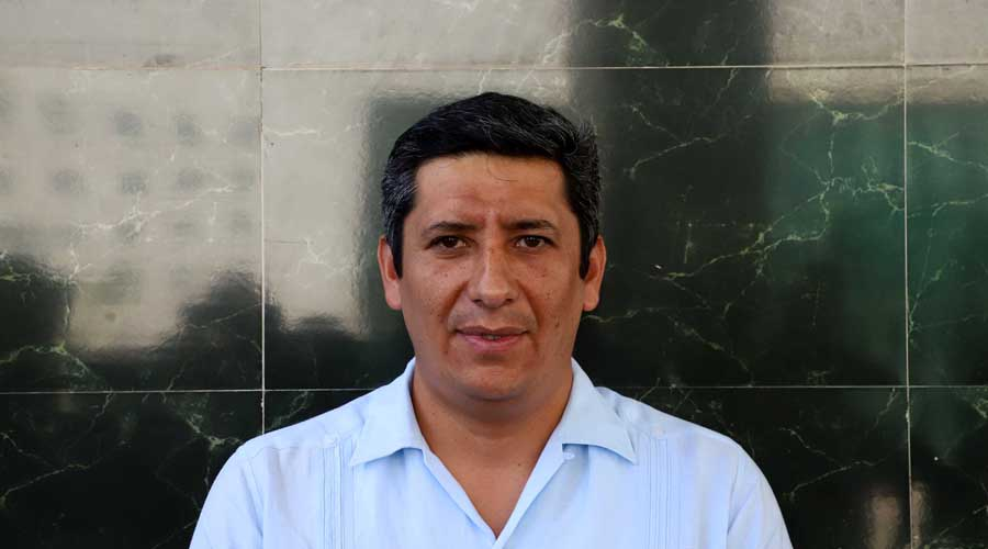 En derechos humanos no hay tregua ni descanso: Rodríguez Alamilla | El Imparcial de Oaxaca