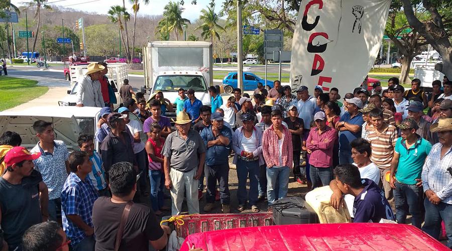 Caravana  del Codedi exige justicia | El Imparcial de Oaxaca